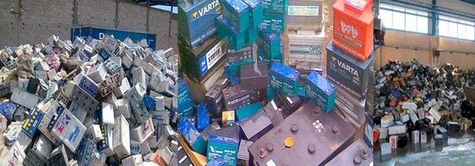 Прием бу аккумуляторов в Москве